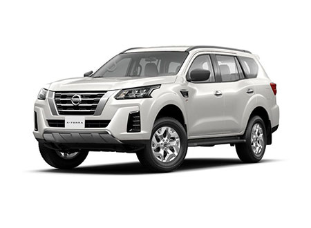 SUV For Rent Davao