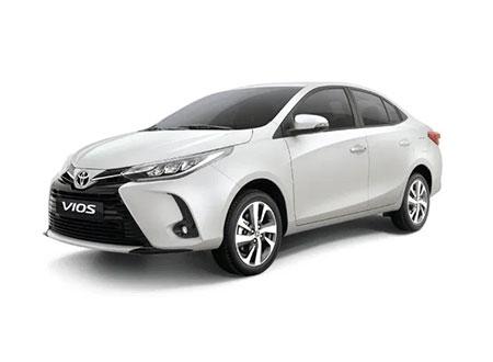 Vios For Rent Davao
